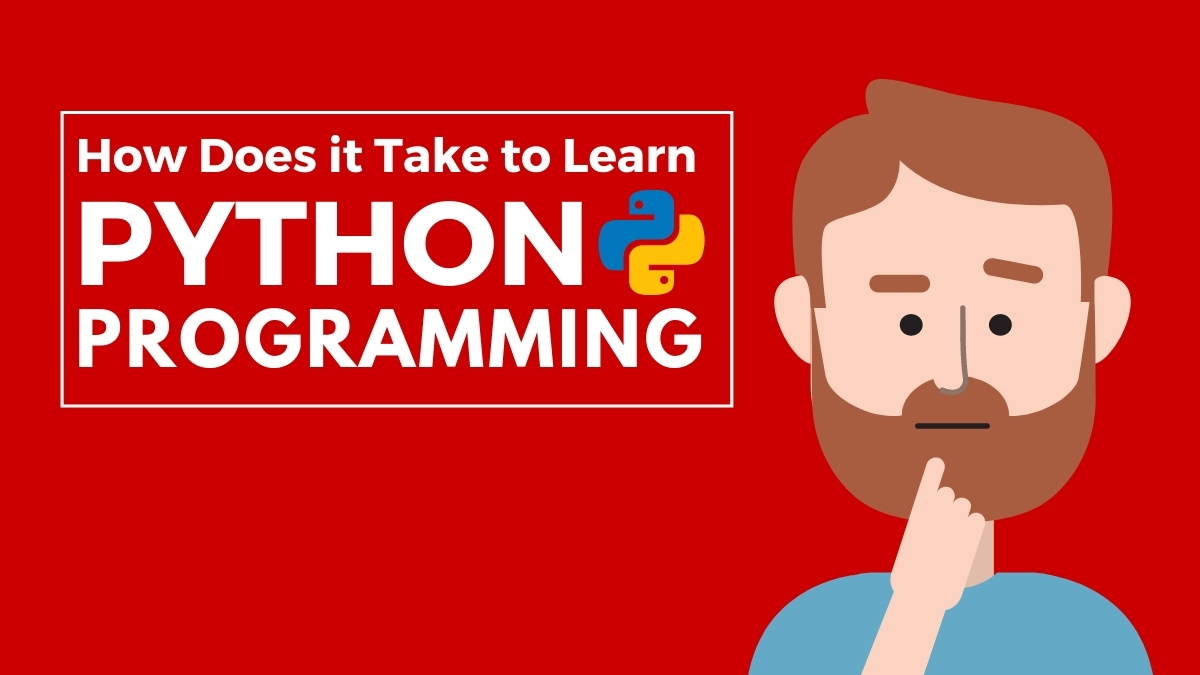 How Long Does it Take to Learn Python - Tutarchive