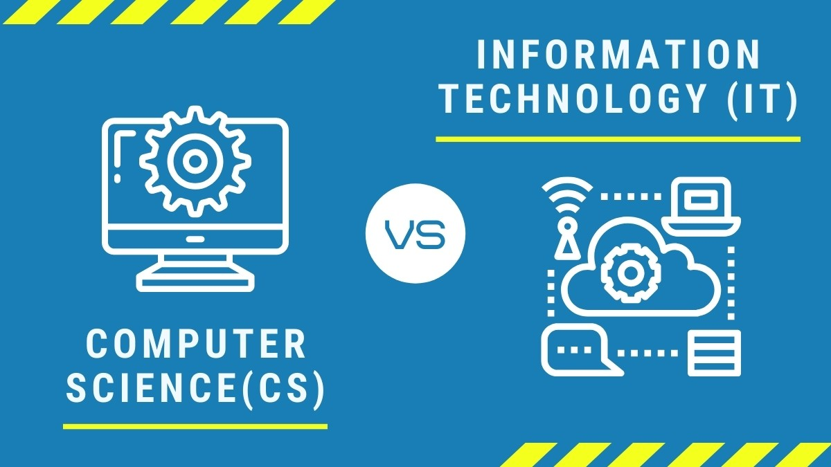 Information Technology vs. Computer Science