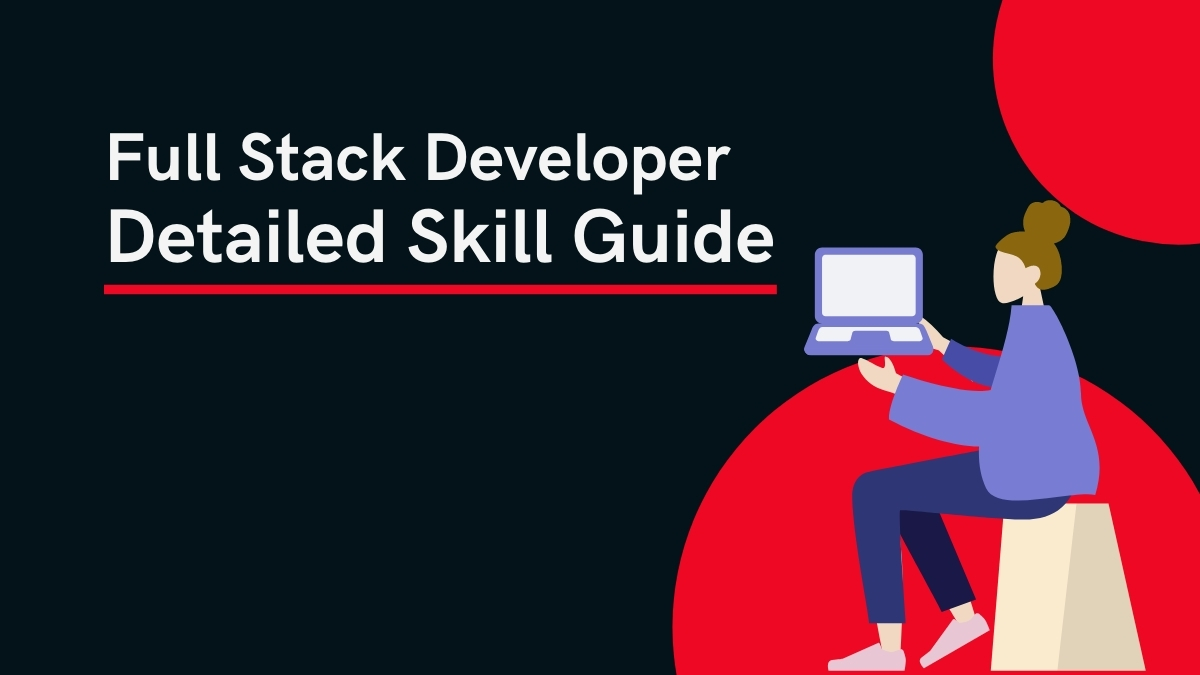 How to Become a Full Stack Developer - Post Cover Image