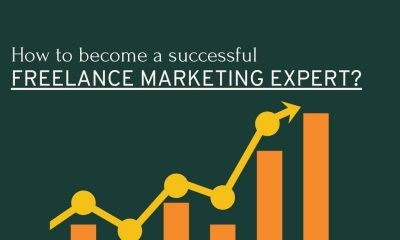 How to become a successful Freelance Marketing Expert - Cover image