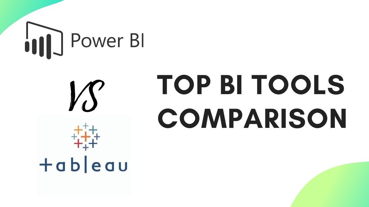 Power BI vs Tableau - Cover Image