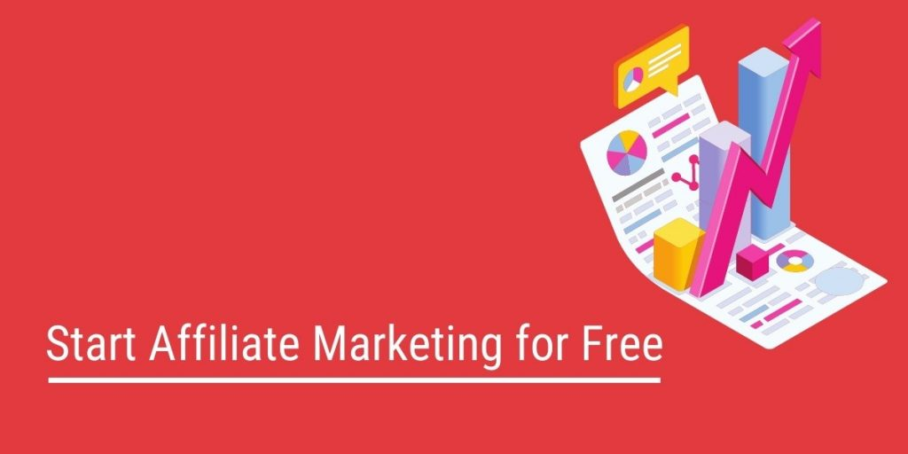 Start Affiliate Marketing for Free - Cover Image