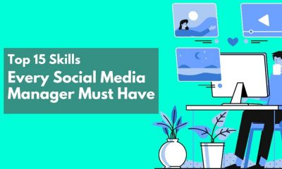 Top 15 Skills Every Social Media Manager Must Have - Cover Image