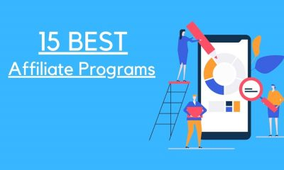 15 Best Affiliate Programs - Cover Image